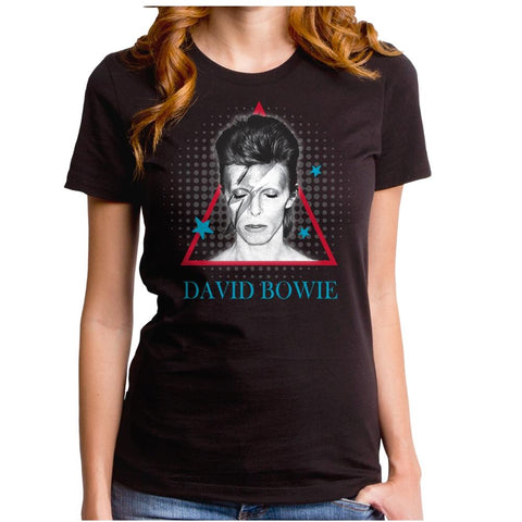 David Bowie Aladdin Pyramid Women's T-Shirt