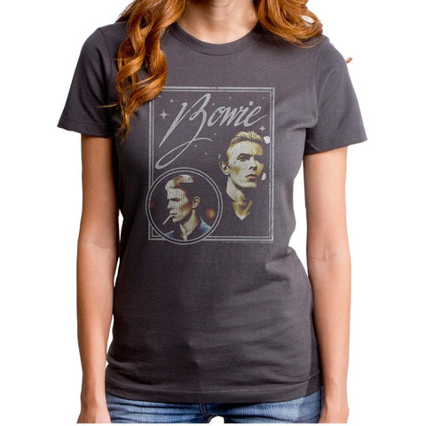 David Bowie Bowie Vision Women's T-Shirt