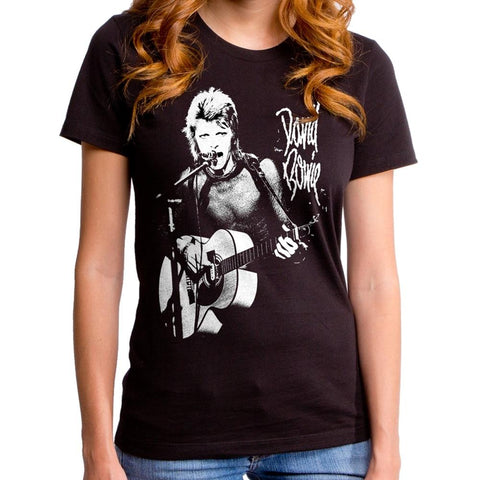 David Bowie New Era Rock Women's T-Shirt