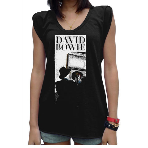 David Bowie Reflect Women's T-Shirt