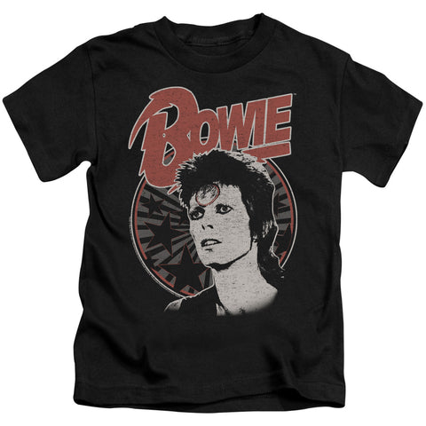 David Bowie Special Order Space Oddity Juvenile 18/1 100% Cotton Short-Sleeve T-Shirt