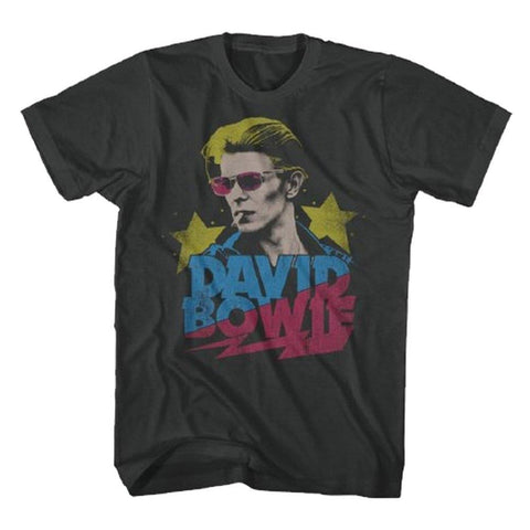 David Bowie Starman Men's Soft T-Shirt