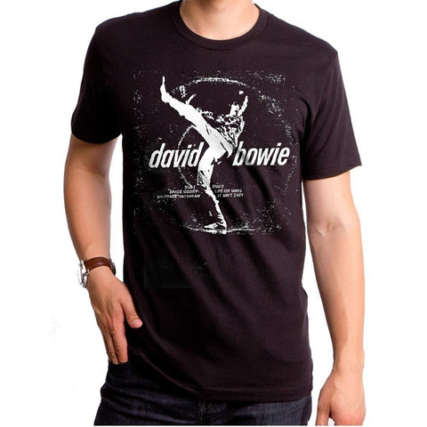 David Bowie Worn Sleeve Men's T-Shirt