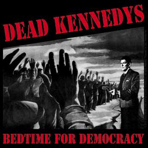 Dead Kennedys Bedtime for Bonzo Sticker