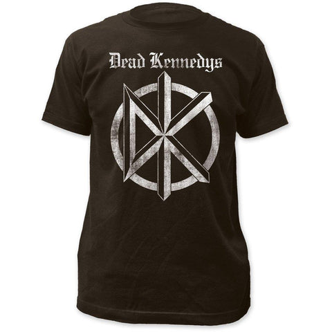 Dead Kennedys Distressed Old English Logo Men's Premium Soft T-Shirt