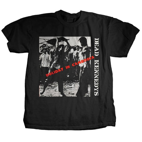 Dead Kennedys Holiday In Cambodia Men's T-Shirt