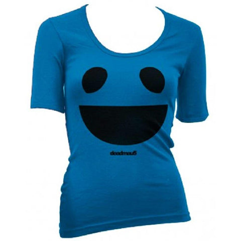 Deadmau5 Big Mouth Scoop Neck Women's T-Shirt