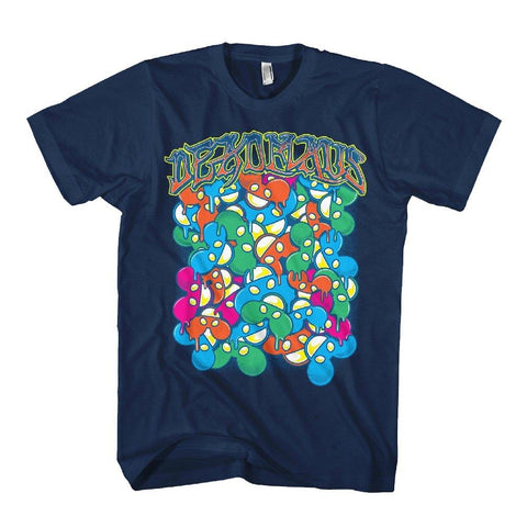 Deadmau5 Dripping Heads Men's Premium Soft T-Shirt