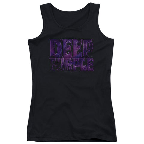 Deep Purple Special Order Spacey Junior's 100% Cotton Tank Top