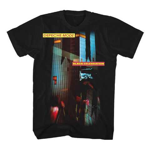 Depeche Mode Celebration Men's Premium Soft T-Shirt