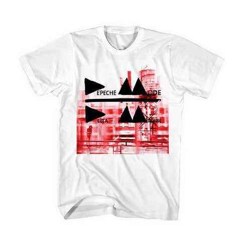 Depeche Mode Delta Machine Men's Premium Soft T-Shirt