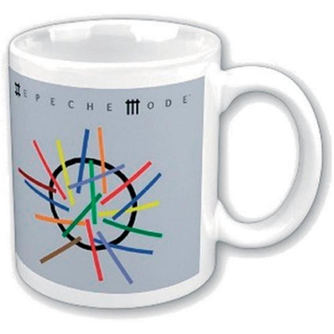 Depeche Mode Sounds Of The Universe Album Boxed Mug