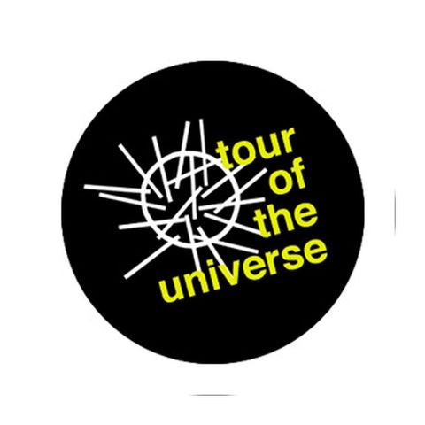 Depeche Mode Universe Button