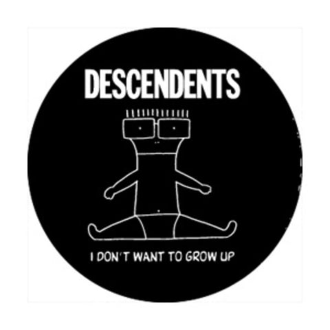 Descendents Descendents Baby Button