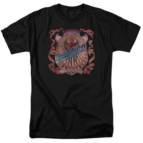 Dokken Special Order Back Attack Men's 18/1 100% Cotton Short-Sleeve T-Shirt