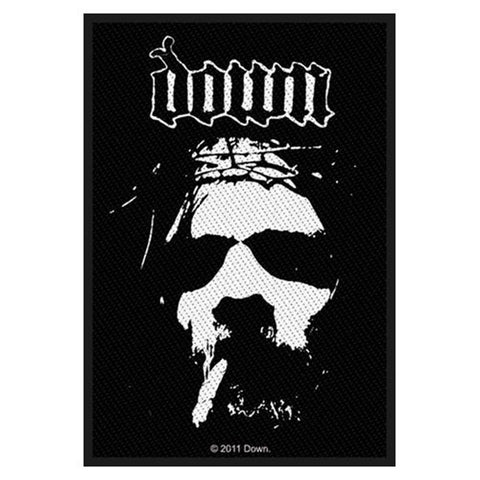 Down Logo & Face Patch