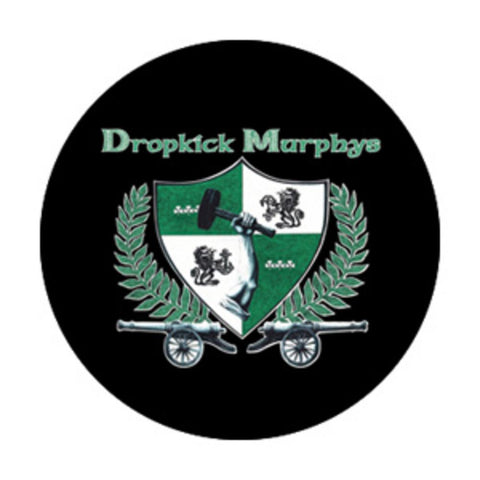 Dropkick Murphys Dirty Glass Button