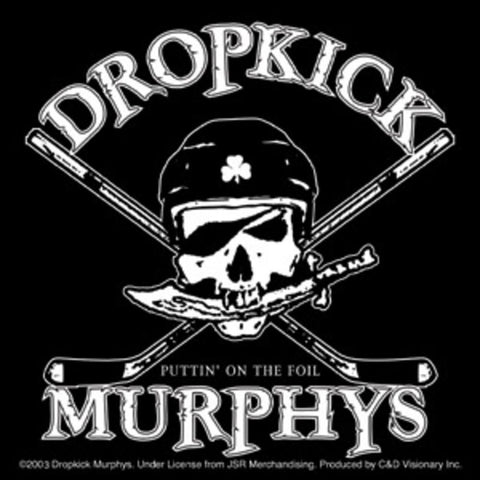 Dropkick Murphys Hockey Skull Sticker