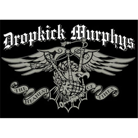 Dropkick Murphys The Meanest Of Times Sticker