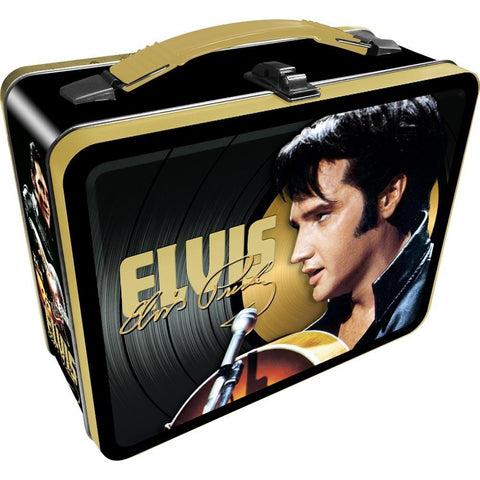 Elvis Presley 68 Second Gen Lunch Box