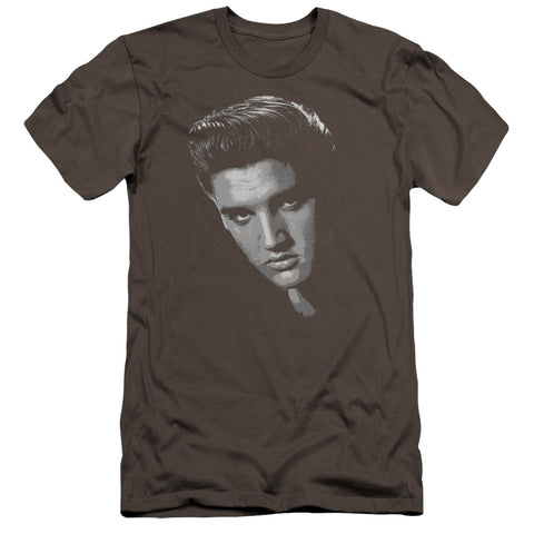 Elvis Presley Special Order American Idol Men's Premium Ultra-Soft 30/1 100% Cotton Slim Fit T-Shirt - Eco-Friendly - Made In The USA
