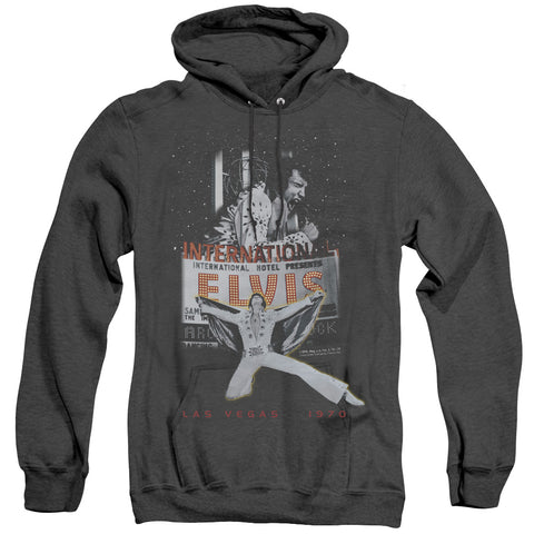 Elvis Presley Las Vegas Men's Pull-Over Hoodie