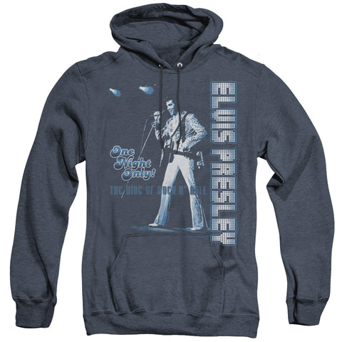 Elvis Presley One Night Only Men's Pull-Over Hoodie