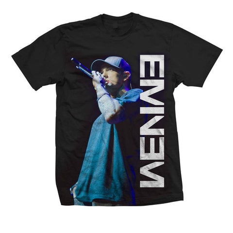 Eminem On The Mic Men's T-Shirt