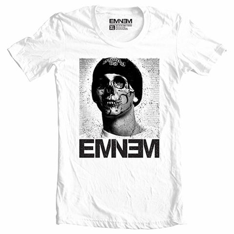 Eminem Skull Face Men's T-Shirt