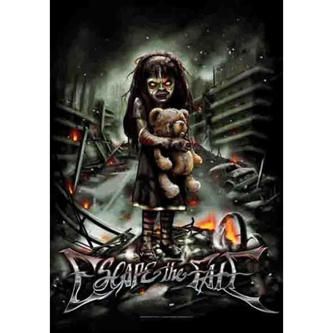 Escape The Fate Nightmare Fabric Poster