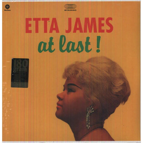 Etta James - At Last - Vinyl LP