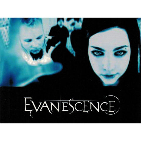 Evanescence Fallen Sticker