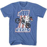 Evel Knievel Special Order One Evel2 Adult S/S T-Shirt
