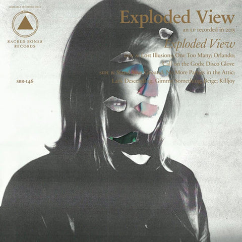 Exploded View - Exploded View - Vinyl LP