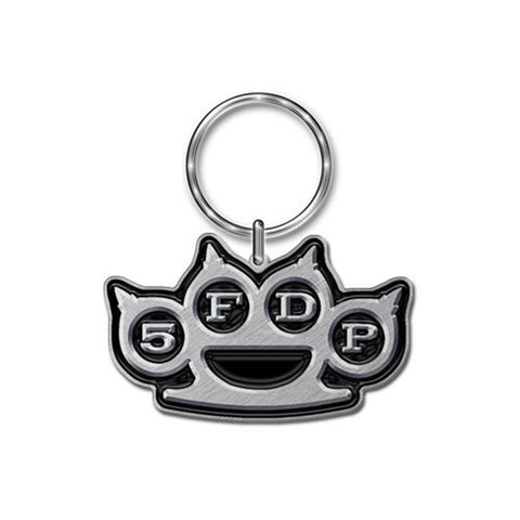 Five Finger Death Punch Knuckles Keychain