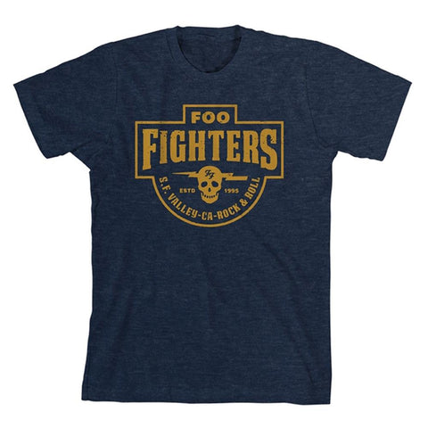 Foo Fighters S.F. Valley Men's Premium Soft T-Shirt