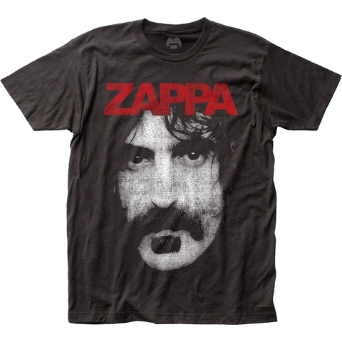 Frank Zappa ZAPPA fitted jersey tee