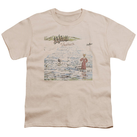 Genesis Special Order Foxtrot Youth 18/1 100% Cotton Short-Sleeve T-Shirt