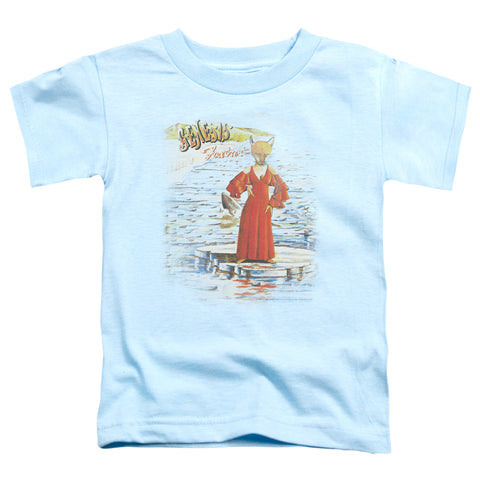 Genesis Special Order Large Foxtrot Toddler 18/1 100% Cotton Short-Sleeve T-Shirt