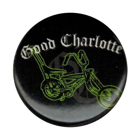 Good Charlotte Anthem Small Round Button