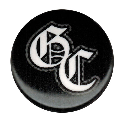 Good Charlotte Monogram Small Round Button