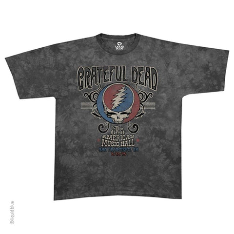 Grateful Dead American Music Hall Men's T-shirt