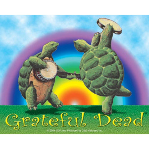 Grateful Dead Dancing Terrapins Sticker