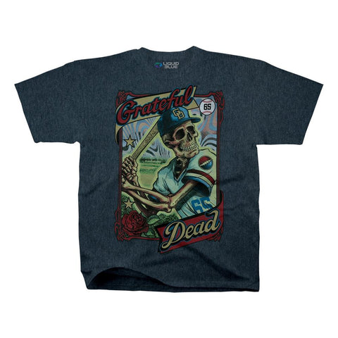 Grateful Dead On Deck Men's T-Shirt
