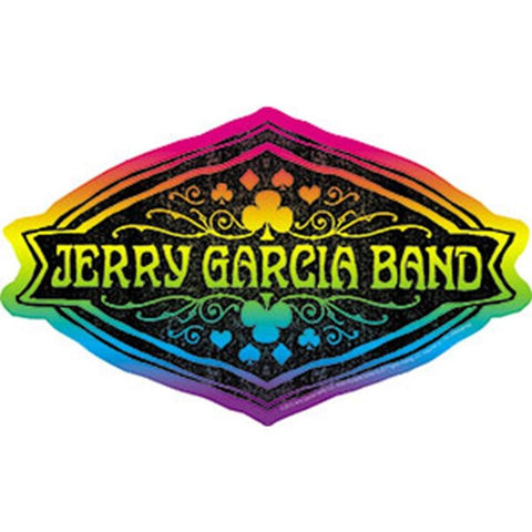 Grateful Dead Jerry Garcia Deal Sticker