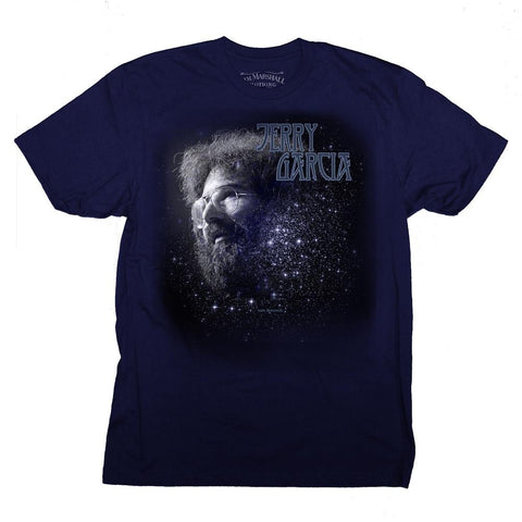Grateful Dead Jerry Garcia Galaxy Men's T-Shirt