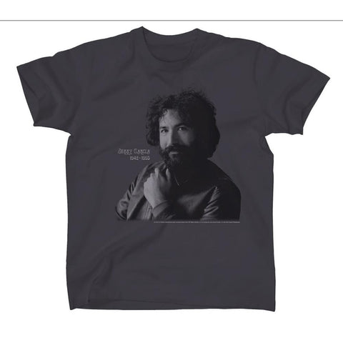 Grateful Dead Jerry Garcia Memoriam Men's T-Shirt