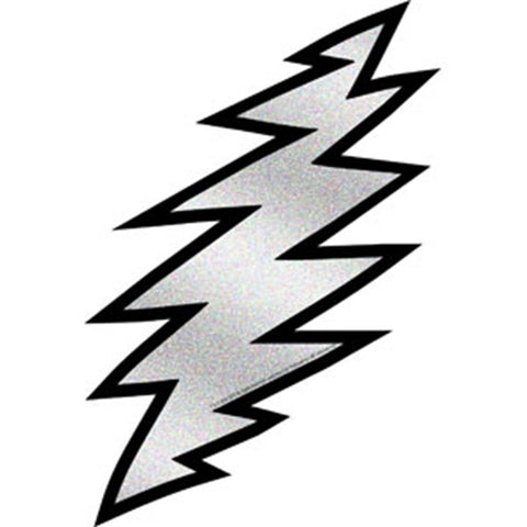 Grateful Dead Lightning Bolt Sticker
