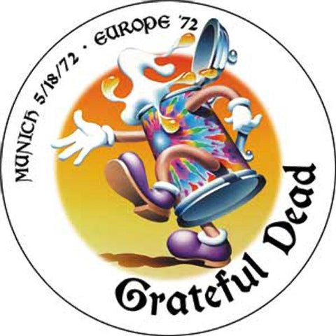Grateful Dead Munich '72 Magnet