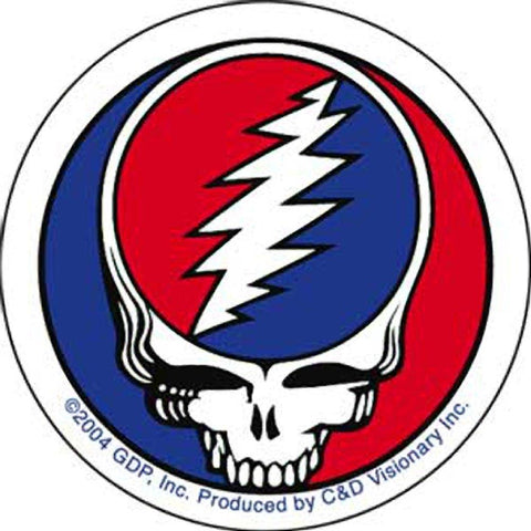 Grateful Dead Steal Your Face Classic Sticker